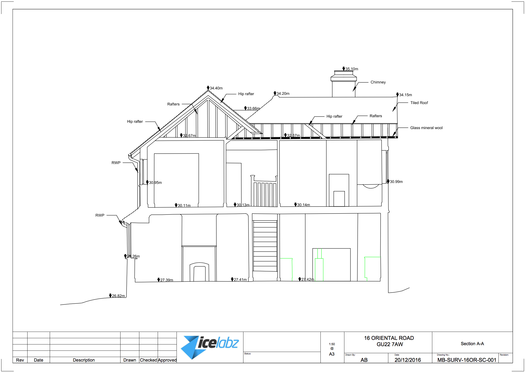 What Is A Section Plan Icelabz A Land Architectural Survey Company
